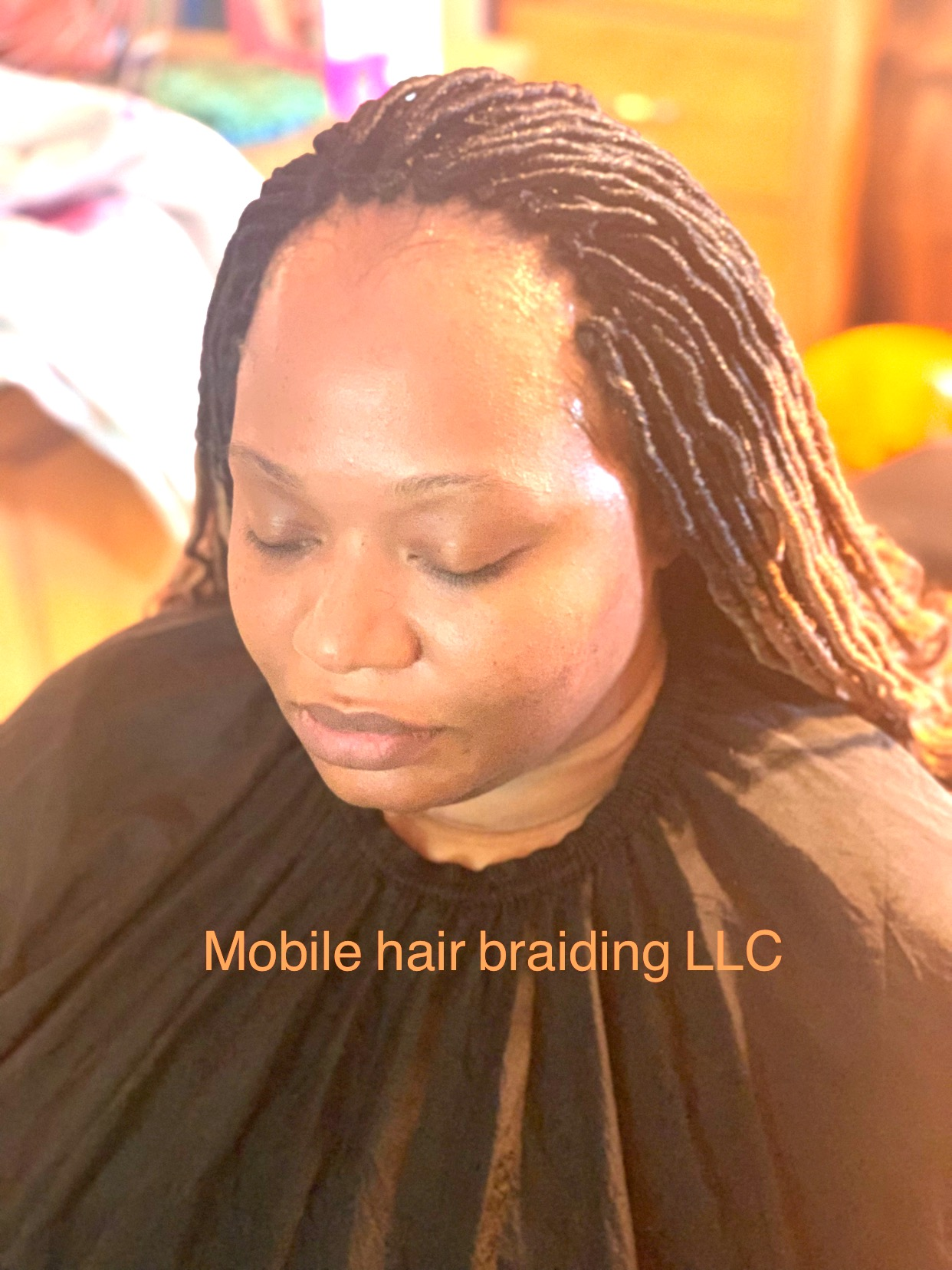 Crochet braids completed in district heights, MD